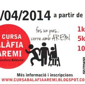 ATF Lleida col·labora amb la cursa Balàfia AREMI