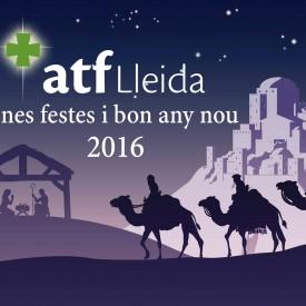 Ús desitgem bones festes a tothom, i bon any 2016!