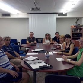 Reunió de F.T.F. a Tarragona