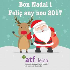 Bon Nadal i Feliç any nou 2017