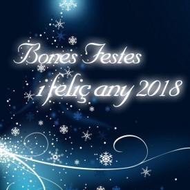 Bones Festes i Feliç any 2018